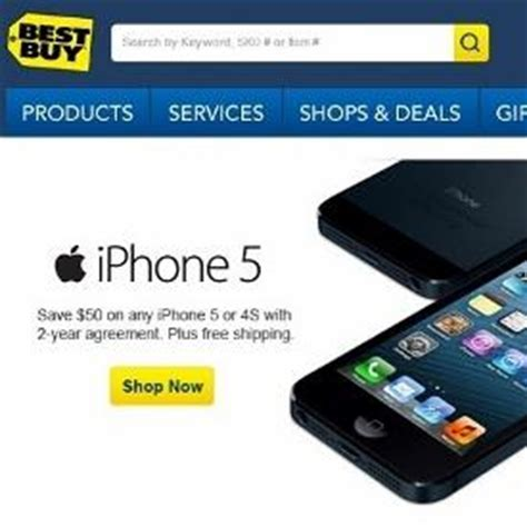 best buy iphone 5 iphone 5 4s get 50 price cut at best buy news