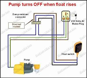 Wiring Diagram For Float Switches