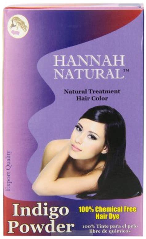 Hannah Natural 100 Pure Indigo Powder For Hair Dye 100