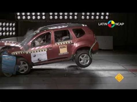 crash test dacia duster renault duster crash test do ncap