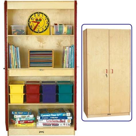 jonti craft classroom closet deluxe 5950tk apple school