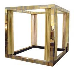 paul custom king size canopy bed frame 615414
