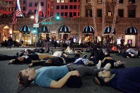 black lives matter ferguson protests  oakland  york