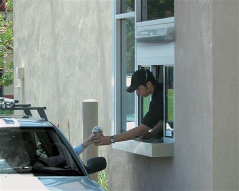 crl drive thru windows