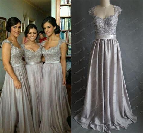 silver bridesmaid dress best 25 silver grey bridesmaid dresses ideas on silver bridesmaid dresses silver