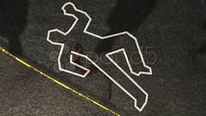 Chalk Outline of Dead Body Clip Art (12+)