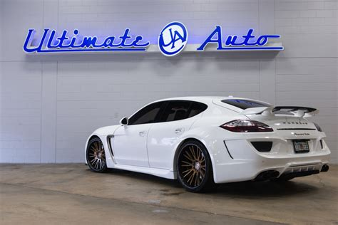 Porsche Panamera Turbo By Ultimate Auto, Available For