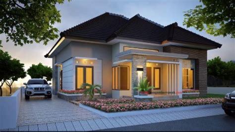 model rumah minimalis modern 2017 wallpaper dinding