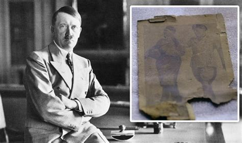 World War 2 Discovery Photo Of Hitler Unearthed Inside