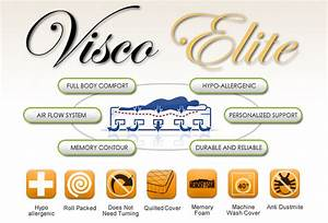Dreams sold separately high quality affordable for Bed boss visco elite