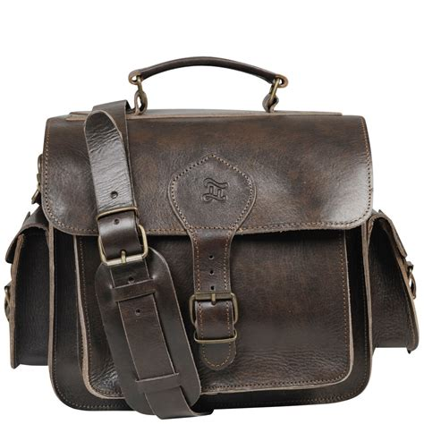 grafea leather camera bag brown womens accessories