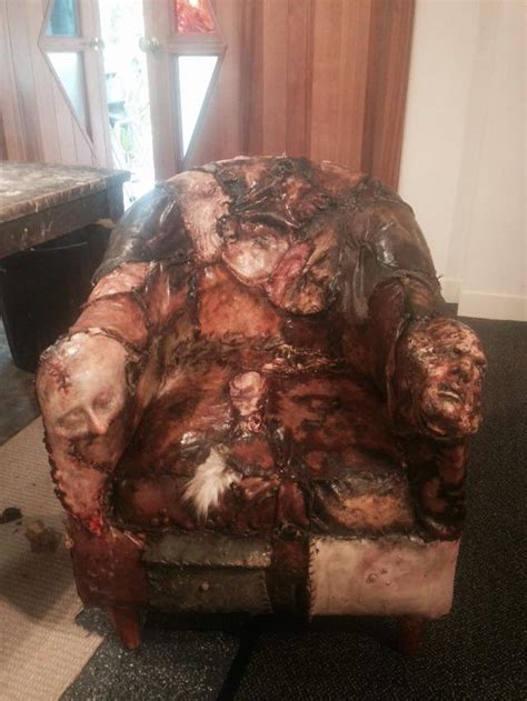 christopher sun on twitter quot new ed gein inspired chair