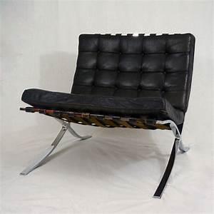 Mies Van Der Rohe Chair : barcelona lounge chair by ludwig mies van der rohe for knoll international 44354 ~ Watch28wear.com Haus und Dekorationen