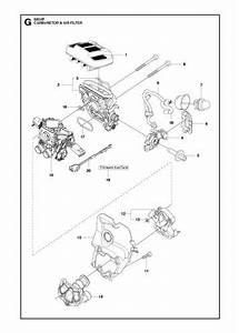 Husqvarna 560 Xp  Xpg Chainsaw Spares  U0026 Parts