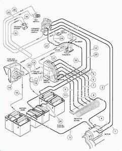 60 Beautiful Club Car 36 Volt Forward Reverse Switch Wiring Diagram Graphics