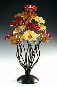 Breckenridge, Tree, By, Scott, Johnson, And, Shawn, Johnson, Art, Glass, Sculpture