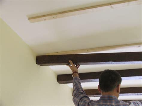 travi soffitto finto legno travi finto legno in tipologie di triflesopera travi