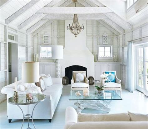 Cool Calm Creative Nantucket Cottage by Breezy Living Room Decorating Ideas Interior Design