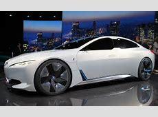 BMW i4 2019 Fotos vom i Vision Dynamics Concept