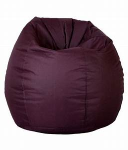 Comfy, Bean, Bags, -, Bean, Bag, -, Size, L, -, Without, Beans, -, Cover, Only, -, Maroon