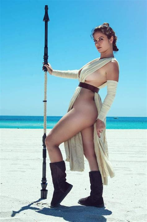 rey by danny cozplay myconfinedspace nsfw