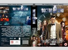 DOCTOR WHO SERIES 7 DVD COVER by MrPacinoHead on DeviantArt
