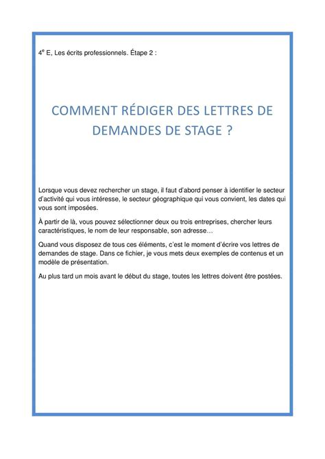 changement si鑒e social lettre type cantine scolaire