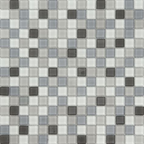 tiles bunnings cotto tiles 19 x 19mm black glass tile mosaic sheet