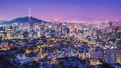 Korea South Landscape Seoul Wallpapers Wallpaperaccess Backgrounds