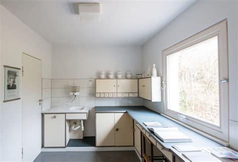 Bauhaus  Haus Am Horn (weimar)  Midcentury Kitchen
