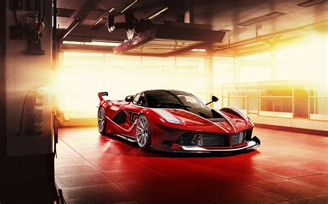 Ferrari Fxx K Wallpaper