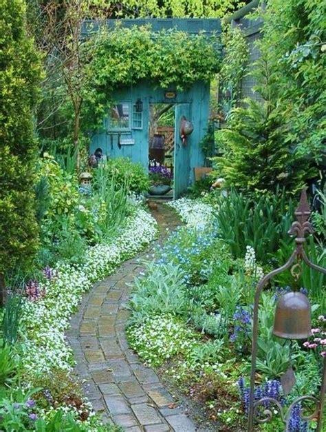 secret garden garden ideas