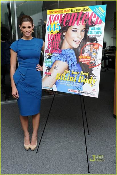 Ashley Greene Seventeen Covers Fanpop Portada Theplace2