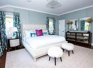Glamorous Bedroom - Home Design Ideas and Pictures