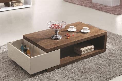 Living Room Furniture Tea Table Design,modern Wood And