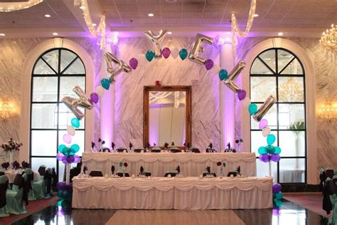 hall decorations quinceanera and decoration on pinterest