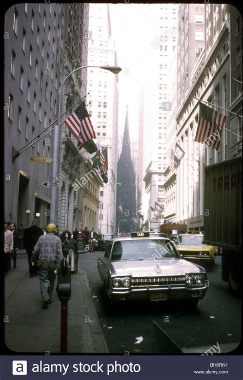 1960s New York City Color Stock Photos & 1960s New York