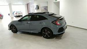 Honda Civic Sport Plus : honda civic sport plus color sonic grey youtube ~ Medecine-chirurgie-esthetiques.com Avis de Voitures