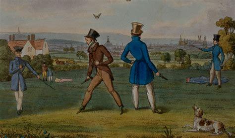 duelling  matter  honour stephen liddell