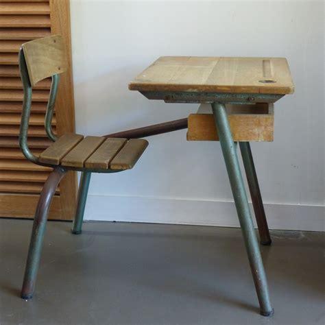 bureau ecolier vintage bureau écolier une place ées 60 lignedebrocante