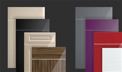 high gloss kitchen cabinets doors high gloss kitchen doors from 2 99 made to measure