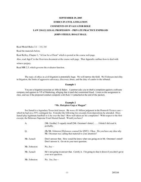 sample interrogatories negligence sample