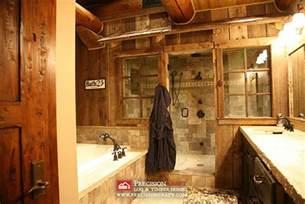 log home bathroom ideas dazzling log home bathrooms flickr photo