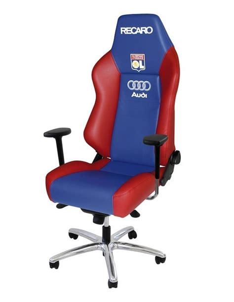 chaise de bureau cars fauteuil de bureau baquet recaro