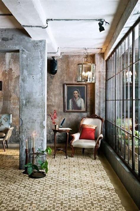 bohemian interior design look we industrial bohemian bohemian apartment Industrial