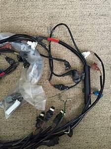 Engine Wire Harness Porsche 993 993 607 016 15