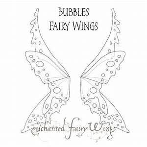 Pdf Download Pattern And Tutorial For Fairy Wings Bubbles