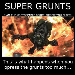 Halo Reach super grunt demote by Drohung-DragonNinja on ...