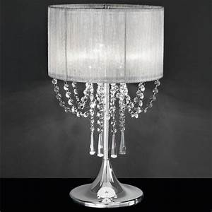 empress triple table lamp tl970 the lighting superstore With silver diamante floor lamp