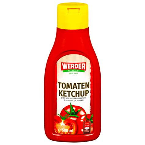 Find ratings, reviews, and where to find beers from this brewery. Werder Feinkost Tomatenketchup 500ml bei REWE online ...